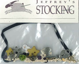 Jeffrey's Stocking - Charm Pack