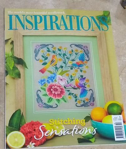 Inspirations Magazine Issue 110