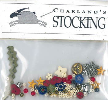 Charland's Stocking - Charm Pack