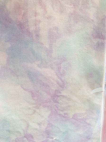 Hand Dyed Fabric - 28 count 'Starlet' 70 x 50cm