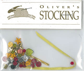 Oliver's Stocking - Charm Pack