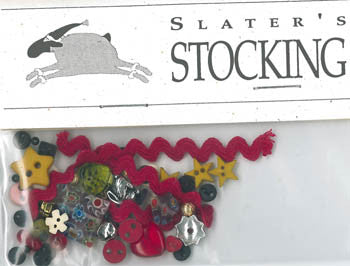 Slater's Stocking Charm Pack