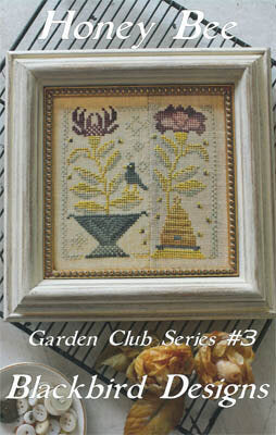 Garden Club Series #3 - Honey Bee