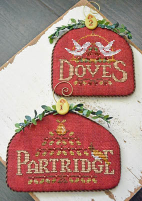 12 Days - Patridge & Doves