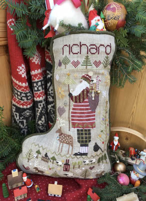 Richard's Stocking