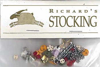 Richard's Stocking - Charm Pack