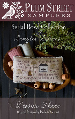 Serial Bowl Collection - Lesson Three