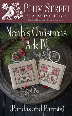 Noah's Christmas Ark IV - Pandas and Parrots