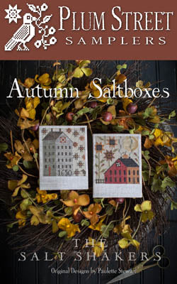 Autumn Saltboxes