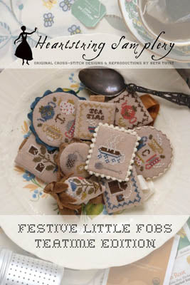 Festive Little Fobs - Teatime Edition