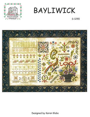 Bayliwick - Cross Stitch Pattern