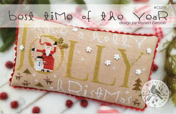 Best Time of the Year - Cross Stitch Pattern
