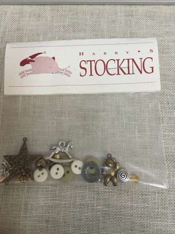 Harry's Stocking - Charm Pack