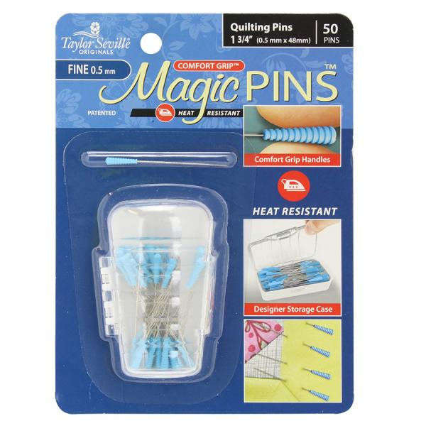 Magic Pins for Quilting - Fine