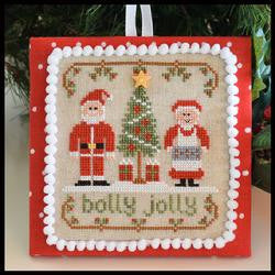 Classic Ornaments - Holly Jolly