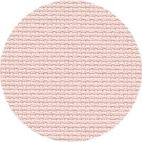 "16 Count ""Touch of Pink"" Aida - 65cm wide"