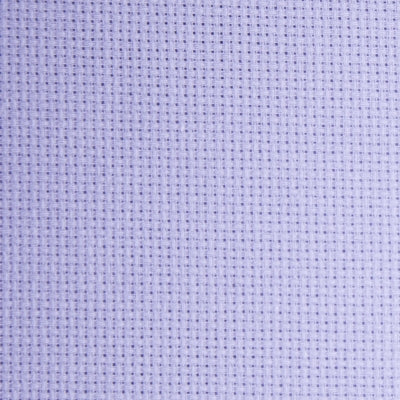 "16 Count ""Peaceful Purple"" Aida - 65cm wide"