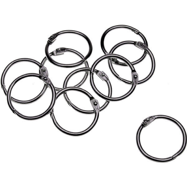 "Split Rings - 3"" (2 per pack)"