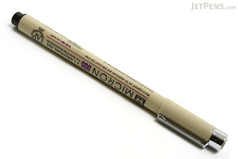 Pigma Micron Pen Size 005 (0.2mm)