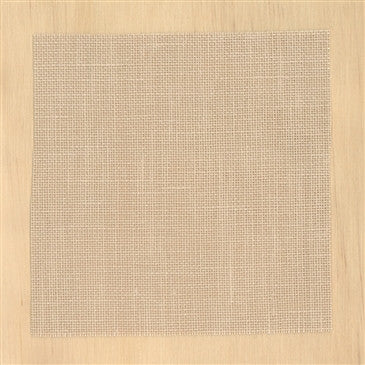 Danish Handcraft Guild 12U/30ct Unbleached Linen - 75cm wide