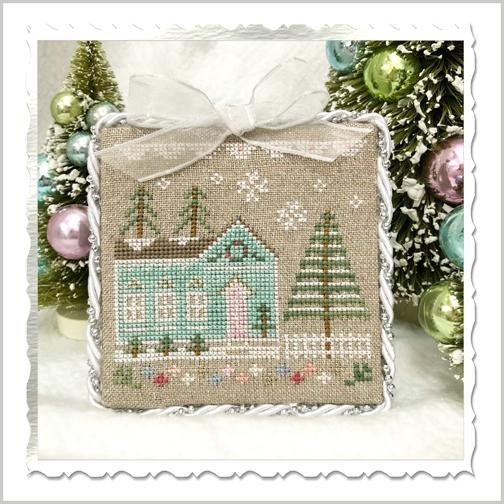 Glitter Village - Glitter House No 7