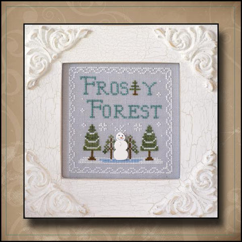 Frosty Forest #09 - Frosty Forest