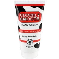 Udderly Smooth Hand Cream - 4oz (114g) tube