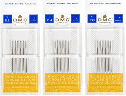 DMC Cross Stitch Needles