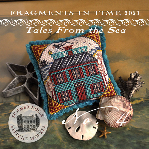 Fragments in Time 2021 - Number Four - Expo Pre-Order