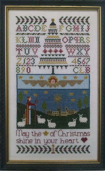 Christmas Star Sampler