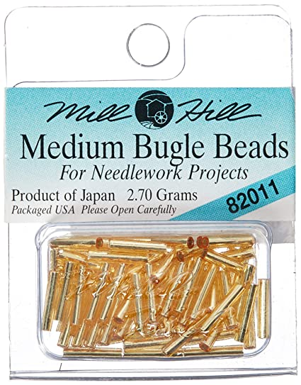 Mill Hill Beads - Medium Bugle Beads