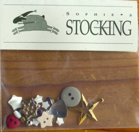 Sophie's Stocking - Charm Pack