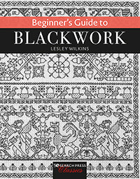 Beginner's Guide to Blackwork by Lesley Wilkins