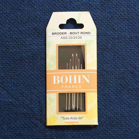 Bohin - Mixed set Tapestry Needles