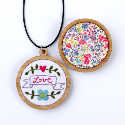 "Mini Stitchery Frames 2"" Round"
