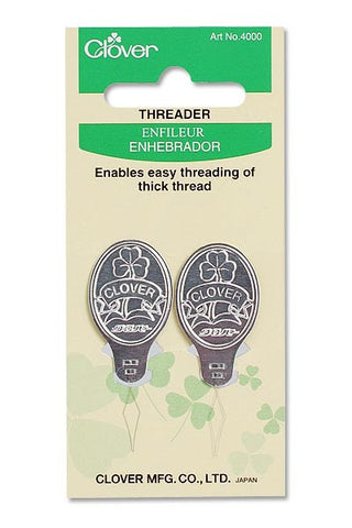 Clover Needle Threader - pack of 2