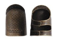 Open-sided Thimble