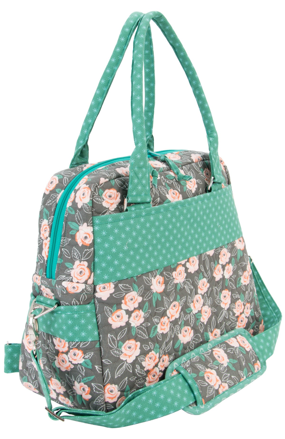 Every Day Every Way - Nappy Bag ~ By Annie