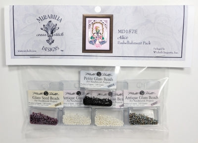 MD#157 - Alice - Embellishment Pack