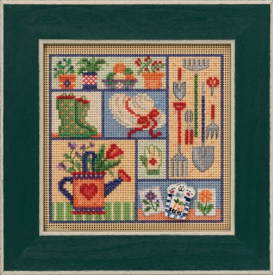 Garden Sampler - Mill Hill Kit