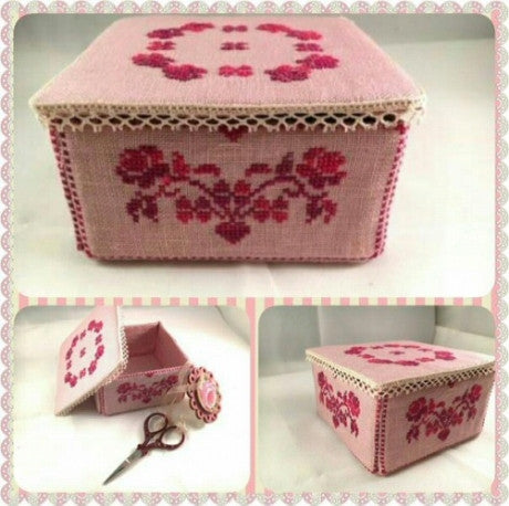 My Little Sewing Box in Spring