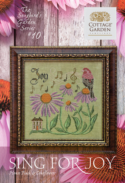 Songbird's Garden #10 - Sing for Joy