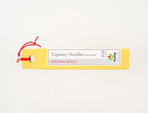 Tulip Tapestry Needles - Blunt Tip - Sizes 22 to 25