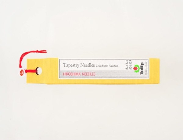 Tulip Tapestry Needles - Blunt Tip - Mixed Set