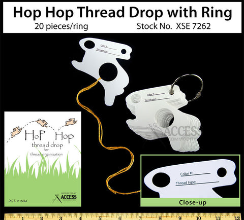 Thread Drops - Hop! Hop!