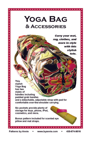 Yoga Bag & Accessories