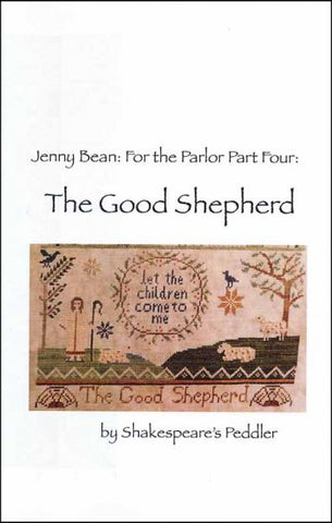 Jenny Bean: For the Parlor - Part 4 The Good Shepherd