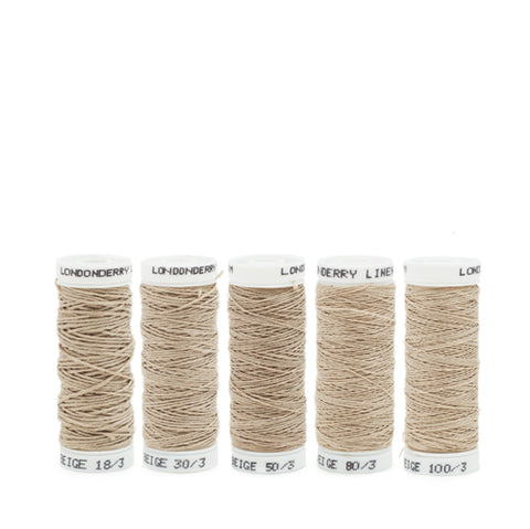 Londonderry 30/3 Linen Threads