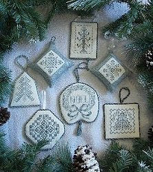 Christmas Blues - Cross Stitch Pattern