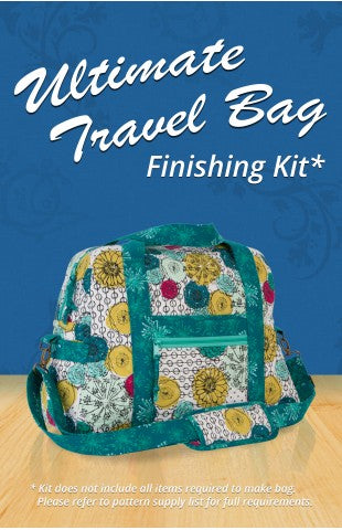 Ultimate Travel Bag Finishing Kit